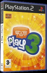 EyeToy: Play 3 - Box - 3D