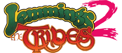 Lemmings 2: The Tribes - Clear Logo