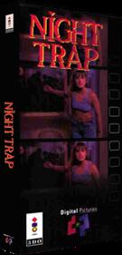 Night Trap - Box - 3D