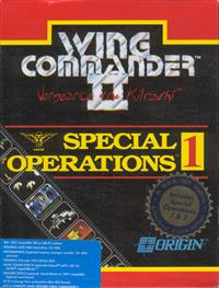Wing Commander II: Vengeance of the Kilrathi: Special Operations 1
