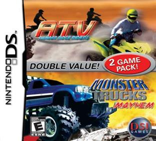 2 Game Pack!: Monster Trucks Mayhem + ATV: Thunder Ridge Riders