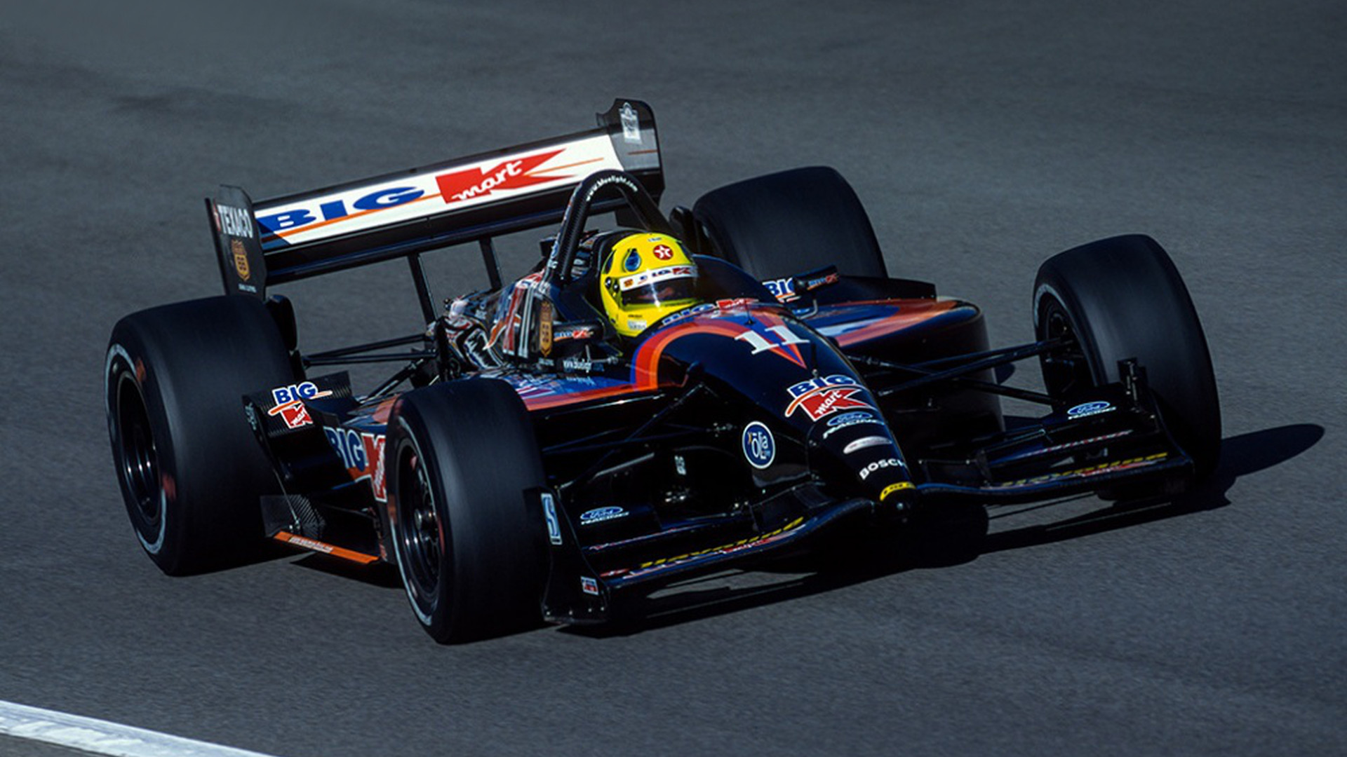 Newman Haas Indycar Featuring Nigel Mansell Details