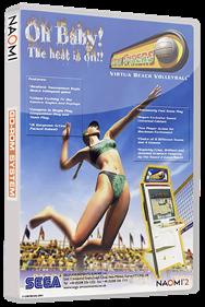Beach Spikers - Box - 3D