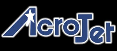 AcroJet - Clear Logo