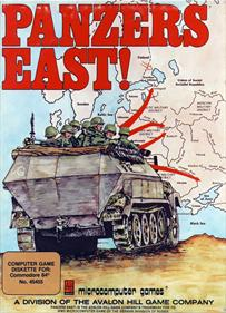Panzers East!