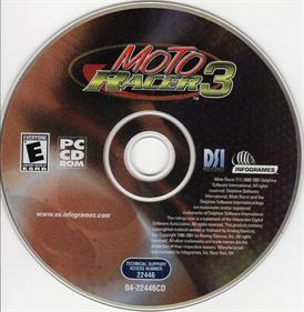 Moto Racer 3 - Disc