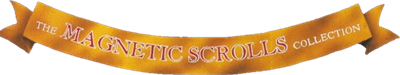 The Magnetic Scrolls Collection - Clear Logo