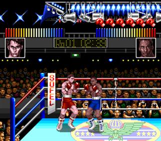 TKO Super Championship Boxing - Screenshot - Gameplay