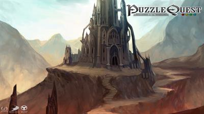 Puzzle Quest: Challenge of the Warlords - Fanart - Background