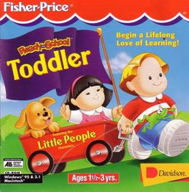 Fisher-Price Ready for School Toddler