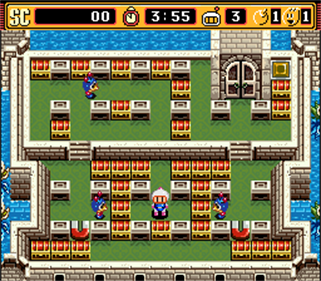Super Bomberman 2 - Screenshot - Gameplay