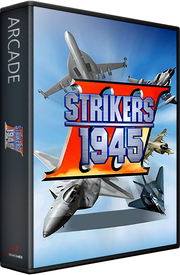 Strikers 1945 III Details - LaunchBox Games Database