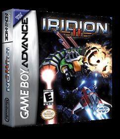 Iridion II - Box - 3D