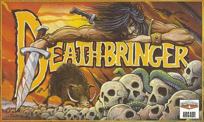 Deathbringer: The Sword Of Abaddon
