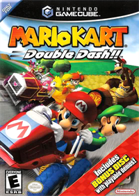 Mario Kart: Double Dash!! Bonus Disc