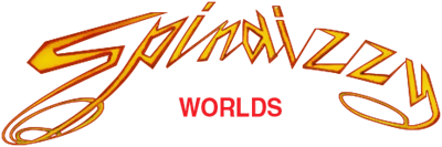 Spindizzy Worlds - Clear Logo