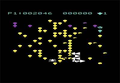 Centipede - Screenshot - Gameplay