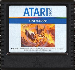 Galaxian - Cart - Front