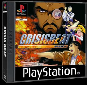 Crisis Beat - Box - 3D