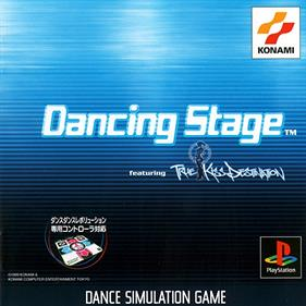 Dancing Stage featuring True Kiss Destination