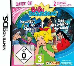 2 in 1: Best of Bibi Blocksberg: Neustadt im Hex-Chaos + Das Gestohlene Hexbuch