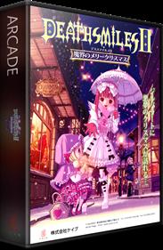 Deathsmiles II: Makai no Merry Christmas - Box - 3D