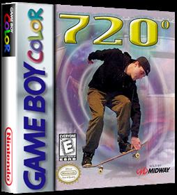 720 Degrees - Box - 3D