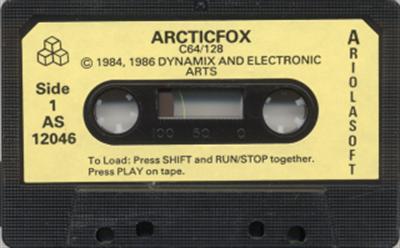 Arcticfox - Cart - Front