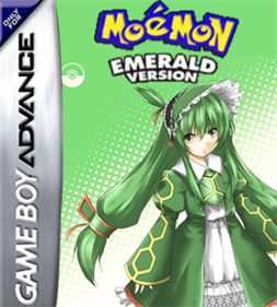 Moémon Emerald Version