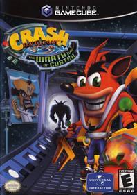 Crash Bandicoot: The Wrath of Cortex - Box - Front