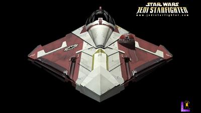 Star Wars: Jedi Starfighter - Fanart - Background