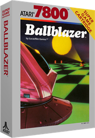 Ballblazer - Box - 3D