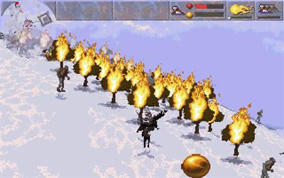 Magic Carpet Plus - Screenshot - Gameplay