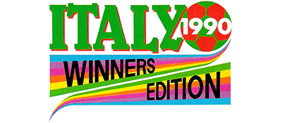 Italy 1990: Winners Edition - Clear Logo