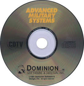 Advanced Military Systems - Disc