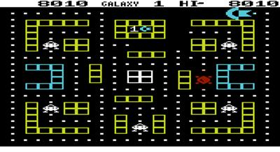 Cosmic Cruncher - Screenshot - Gameplay