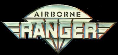Airborne Ranger - Clear Logo