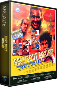 Best Bout Boxing - Box - 3D