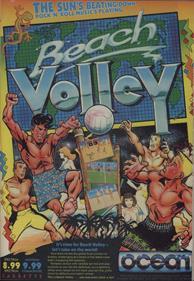 Beach Volley - Advertisement Flyer - Front