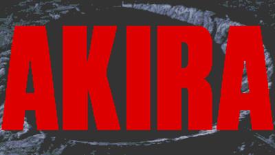 Akira - Screenshot - Game Title