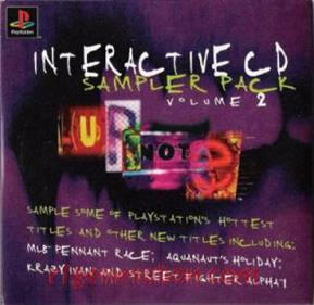 Interactive CD Sampler Disc Volume 2 - Box - Front