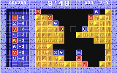 Th!nk Cross - Screenshot - Gameplay