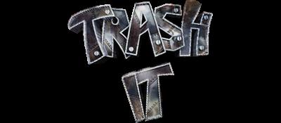 Trash It - Clear Logo