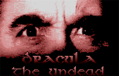 Dracula: The Undead - Screenshot - Game Title