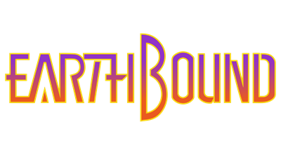 EarthBound - Clear Logo