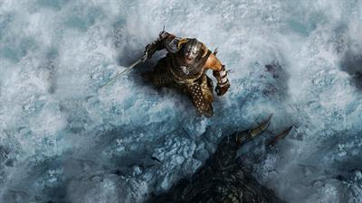 The Elder Scrolls V: Skyrim - Fanart - Background