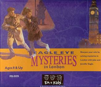 Eagle Eye Mysteries in London