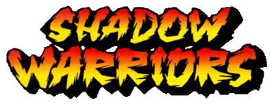 Ninja Gaiden - Clear Logo