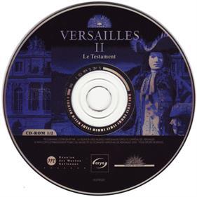 Versailles II: Testament of the King - Disc