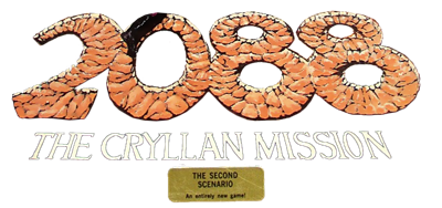 Cryllan Mission 2088: The Second Scenario, The - Clear Logo